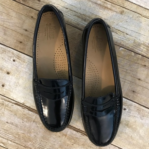 324be855091 G. H. Bass   Co Shoes - Bass Genuine Leather Diane Penny Loafers.